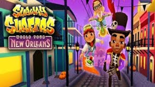 Hack Subway Surfers *New Orleans* Para Android