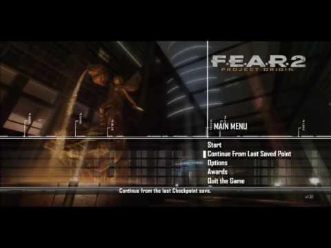 Paul's Gaming - FEAR 2 Project Origin