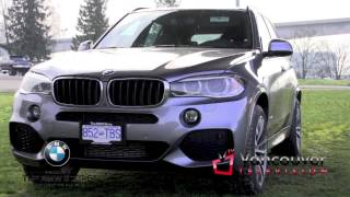 2014 BMW X5 XDrive 35i M The BMW Store Vancouver