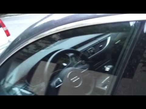 Passing Pontiac Trans Am Rihanna Audi A7
