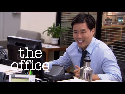 Asian Jim - The Office - 영어 원어민들이 자주 쓰는 영어