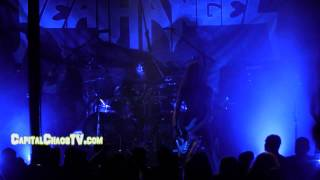 "DEATH ANGEL - Fallen"" live"