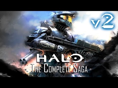 Halo: The Complete Saga v2 Movie (MCC, Reach, Guardians, Terminals, Wars, ODST, Evolutions) 1080p HD