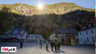 قرية نرويجية تحل مشكلة غياب أشعة الشمس