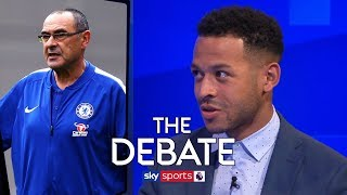 How is Sarri getting the best out of Hazard and Kante? | The Debate | Rosenior & Roberts