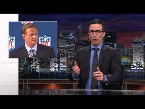 Last Week Tonight with John Oliver: Roger Goodell (Extended Web Exclusive) (HBO)