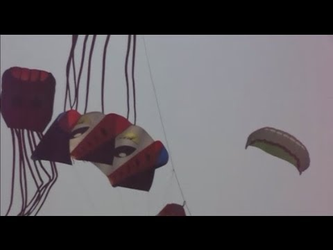 International Kite Festival 2014, Ahmedabad