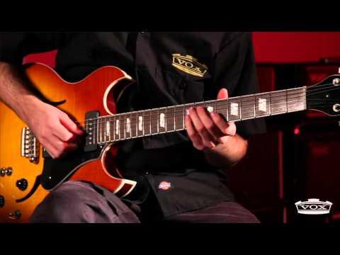 Vox MINI 5 Classic Portable Guitar Combo Amplifier