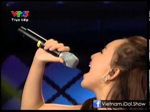 [Vietnam Idol 2012] Cao Thanh Thảo My - MS1 - Không Yêu Không Yêu