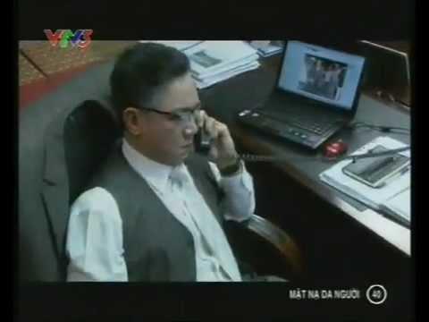 Mặt Nạ Da Người tập 40 và phóng viên Phi Long