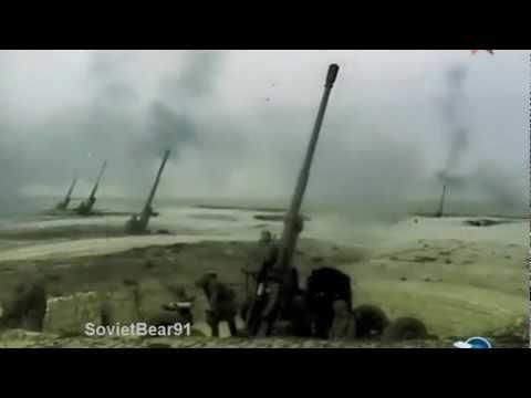 Lưc lượng pháo binh Liên Xô trong cuộc Chiến tranh thế giới II