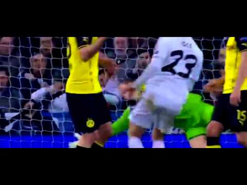 Real Madrid vs Borussia Dortmund 3-0 All Goals & Match Highlights 2/04/2014