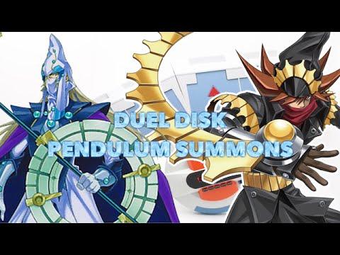 Yu-Gi-Oh Duel Disk Tutorial: Pendulum Summons