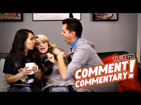 Cow Sex and Robots! It's Comment Commentary 109!