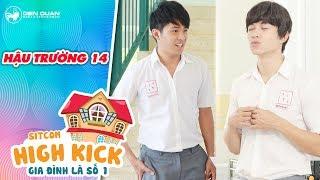 Gia đình là số 1 sitcom | hậu trường 14: Cười xoáy quay hàm với độ nhắng của Anh Tú và Gin Tuấn Kiệt