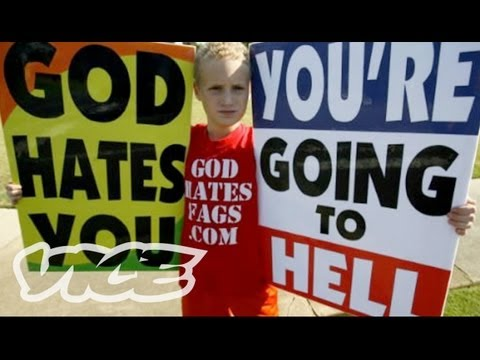 Brainwashed by the Westboro Baptist Church (Part 1/2)