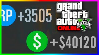 GTA 5 NEW Patch 1.16 Mission Payout System Explained