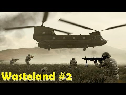 ArmA 2: Operation Arrowhead - Reunindo tropas, tiroteio, traição e morte #2