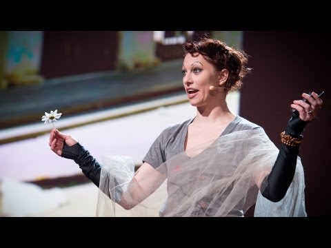 Amanda Palmer: The art of asking