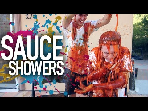 MESSY Sauce Showers