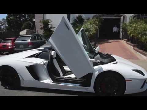 Aventador Roadster - Lamborghini San DIego