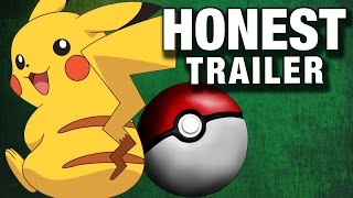 POKEMON RED AND BLUE W/ Smosh (Honest Game Trailers)