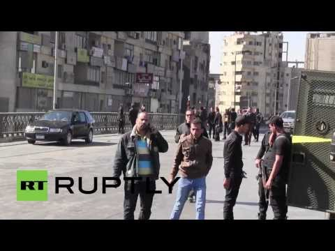 Egypt: Policemen injured in Giza blasts