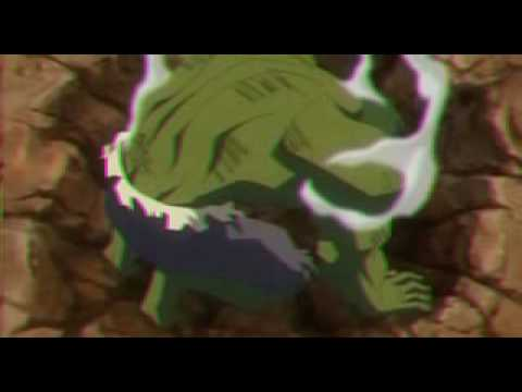 Hulk --vs-- Thor Animated clip