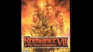 Romance Of The Three Kingdoms 7 Soundtrack- Main Menu