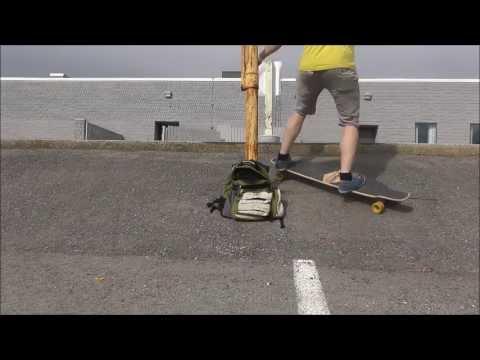 Longboarding - Banks & Flips