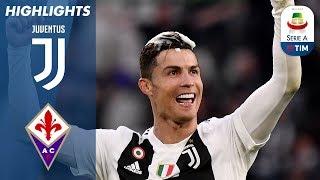 20/04/2019 - Campionato di Serie A - Juventus-Fiorentina 2-1, gli highlights