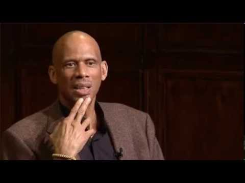 Budd Mishkin Interviews Kareem Abdul-Jabbar at 92nd Street Y