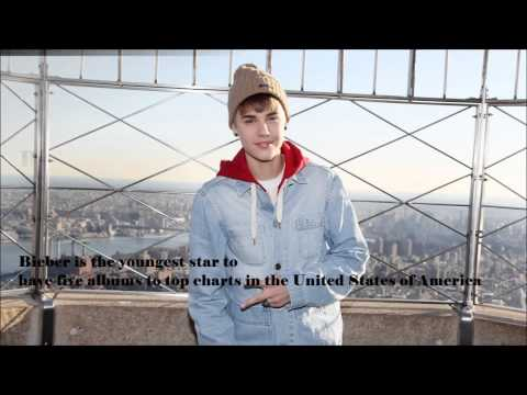 10 Facts about Justin Bieber You Didn't Know