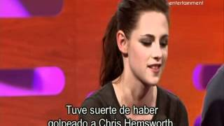 The Graham Norton Show (Kristen Stewart, Chris Rock and Stephen Mangan) Parte2 - subtitulado
