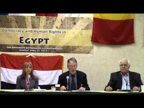 Democracy and Human Rights in Egypt - Joe Stork