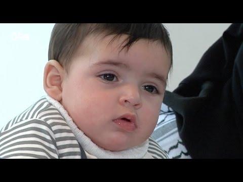 فلسطين تسجل اول حالة انجاب من طفل انابيب بشكل طبيعي على مستوى العالم