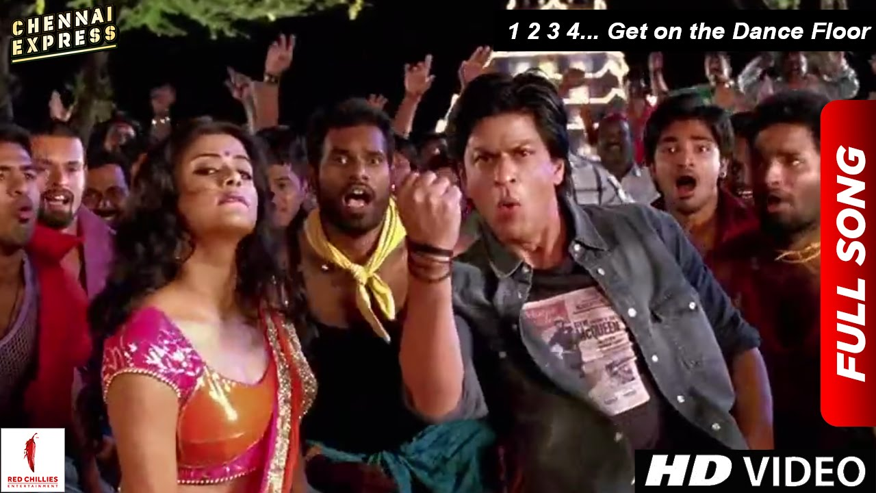 1 2 3 4... Get on the Dance Floor - Chennai Express
