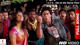 Chennai Express Song 1 2 3 4 Get On The Dance Floor