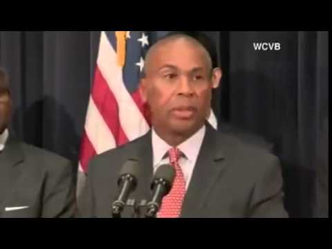 Gov. Deval Patrick shames fake Christians who refuse to help refugees