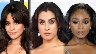 Camila Cabello, Lauren Jauregui & Normani Seated SEPARETELY at 2018 AMA's?