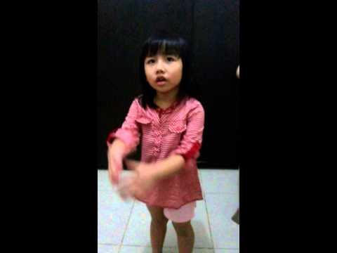 Hi5 V.I.Kid - Andrea Madeleine Tanuatmadja