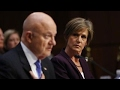 Fallout from Yates, Clappers testimony at Senate hearing