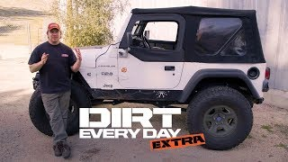 Viewer Question: Picking Your First Jeep Project - Dirt Every Day Extra. MotorTrend.
