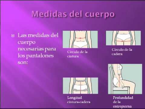 Como hacer unos pantalones de mujer a la medida en http://patronesderopa1.com