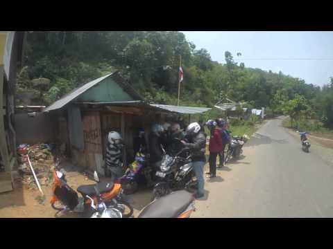 Iseng Iseng Thailook Zone Kalsel Touring Loksado Kandangan Ke Annivr Matic 17 Kalsel Rantau