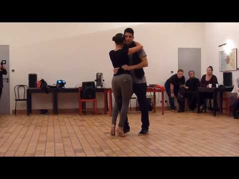 Impro Kizomba - An'So & Nima (TOULOUSE) - stage Aspet - Mai 2013