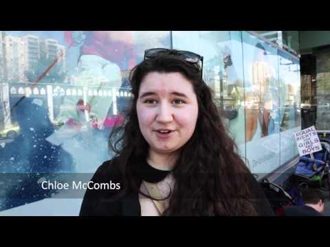 Neil Pollock - Circumcision Clinic Protest