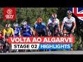 Remco Evenepoel wins 2nd stage Volta ao Algarve em Bicicleta 2020