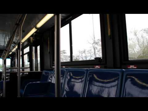 MTA Bus : On Board Orion VII HEV #3697 on the Q52 Limited