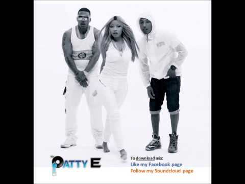 ** NEW PARTY MIX ** OCTOBER 2013 - HIP-HOP & RNB HITS REMIXED - DJ PATTY E